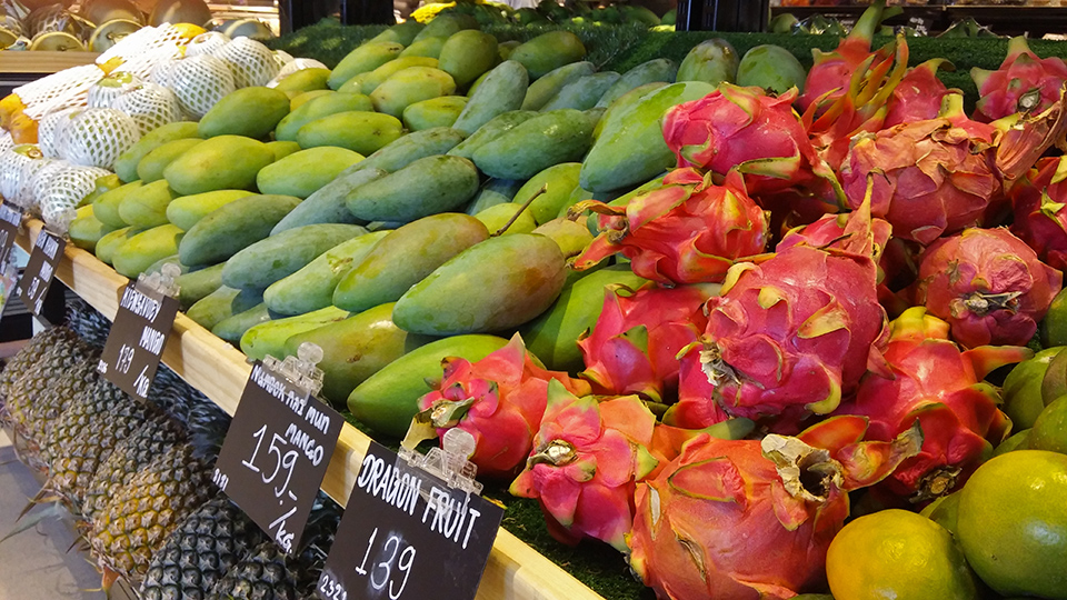 10 Thai Fruits You Should Try in Bangkok
